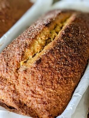 Pan de batata low carb / Low carb sweet potato bread