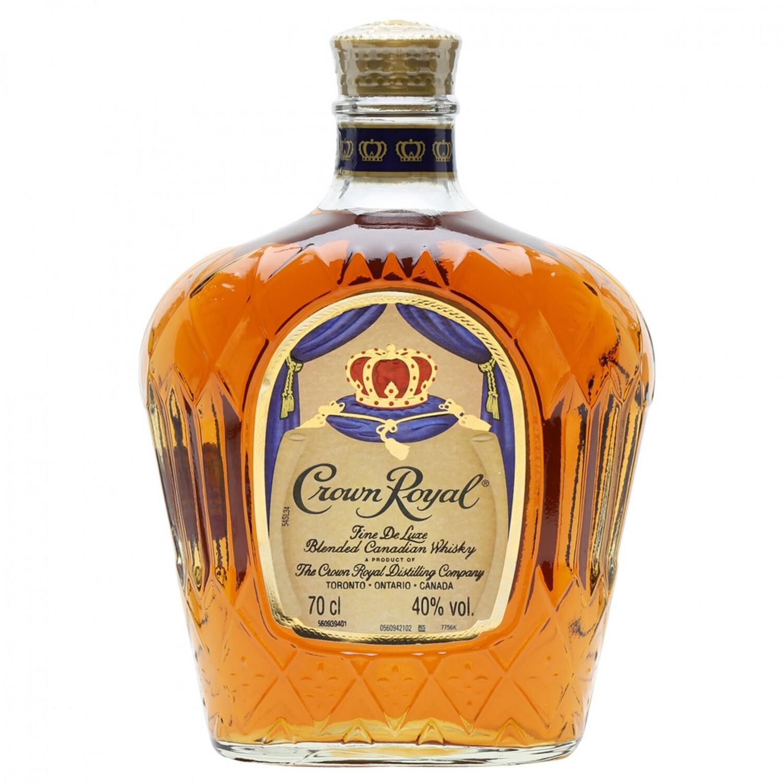 Crown Royal Whiskey 750ml