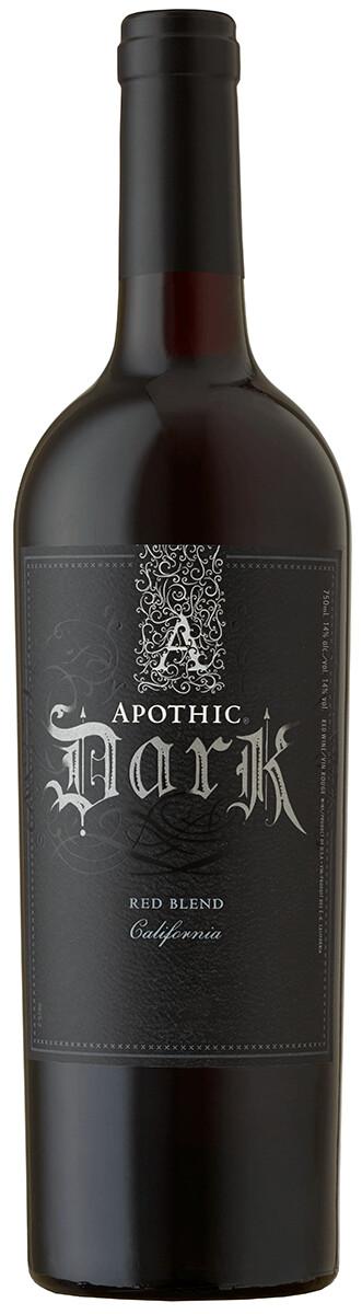 """Apothic Red """"Dark""""  Blend 750"""