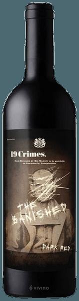 19 Crimes 'The Banished' Dark Red Blend 750ml