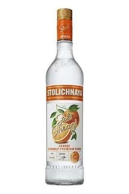 """Stoli """"Ohranj"""" Vodka 1L"""