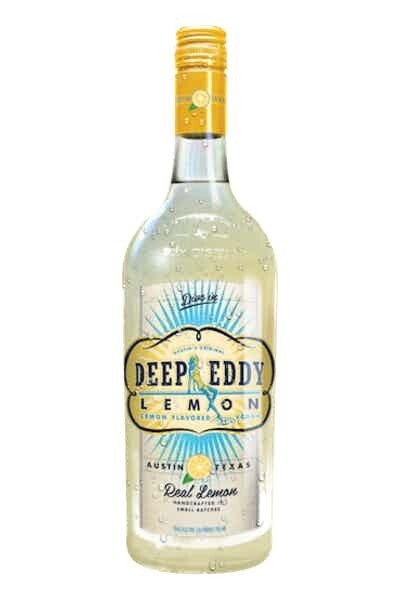 Deep Eddy Lemon Vodka 1L
