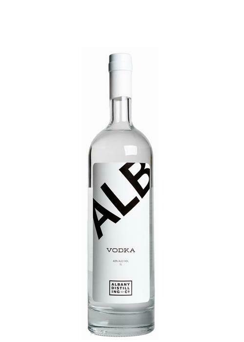 Albany Distilling Co. ALB Vodka 1.0L