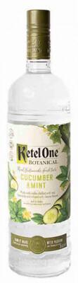 Ketel One Botanical Cucumber & Mint Vodka 750ml