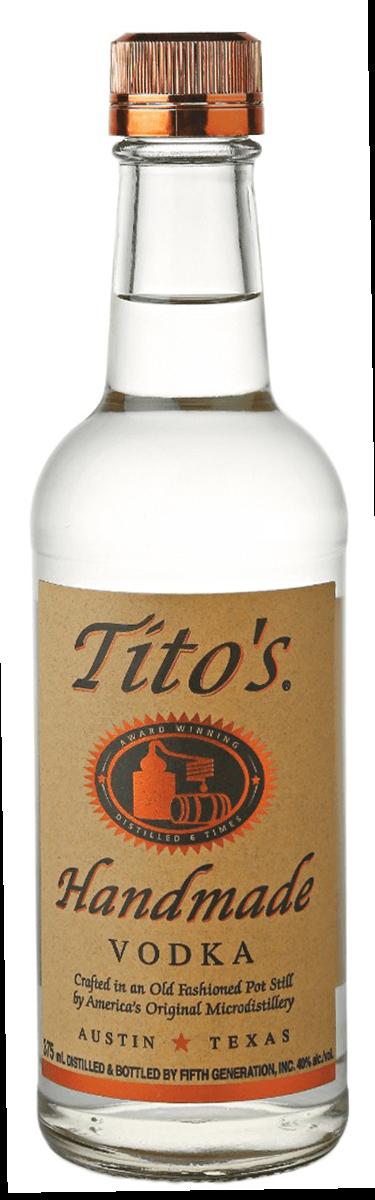 Tito's Handmade Vodka 375ml