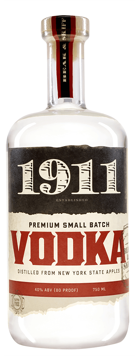 Beak & Skiff 1911 Small Batch Vodka 750ml