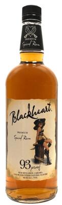 Blackheart Spiced Rum 1.0L