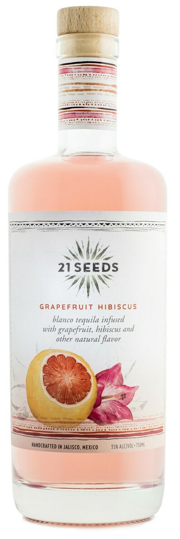 21 Seeds Grapefruit/Hibiscus Tequila