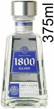 1800 Tequila Silver 375 ml