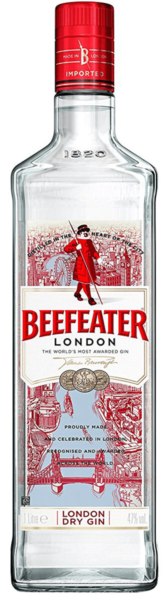 Beefeater Gin 1.0L