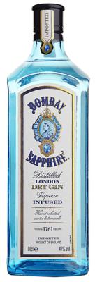 Bombay Sapphire Gin 1.0L