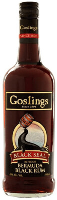 Gosling's Black Seal Rum 1.0L