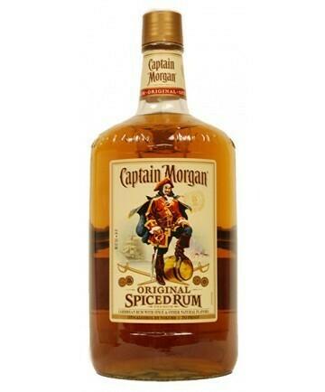 Captain Morgan Spiced Rum 1.75L