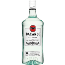 Bacardi Superior White Rum 1.75L