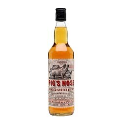 Pigs Nose Blended Scotch Wiskey 750ml
