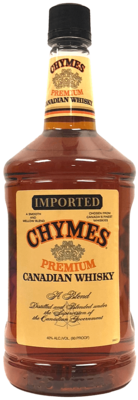 Chymes Canadian Whisky 1.75L