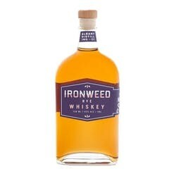 Albany Distilling Co. Ironweed Rye Whiskey 750ml