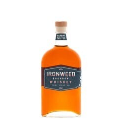 Albany Distilling Co. Ironweed Bourbon Whiskey 750ml