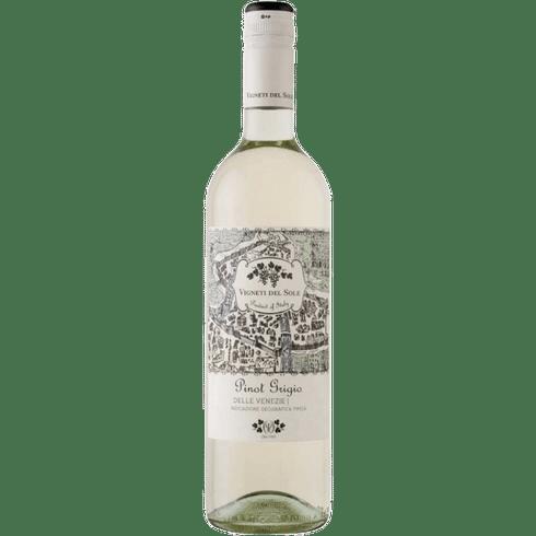 Vigneti del Sole  Pinot Grigio 750ml
