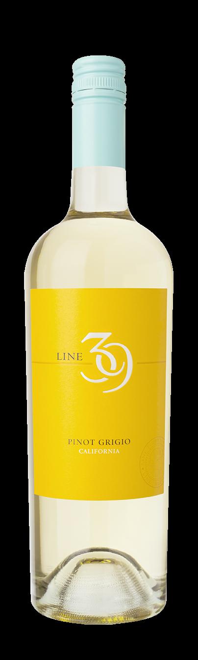 Line 39 Pinot Grigio 750ml