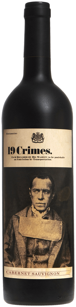 19 Crimes Uprising Rum Barrel Red  750ml