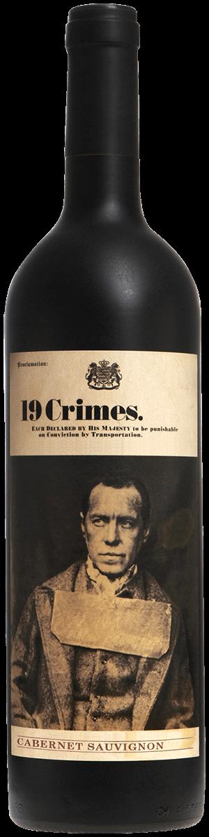 19 Crimes Uprising Rum Barrel Red  750ml