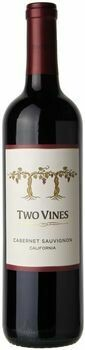 Two Vines Cabernet Sauvignon 750ml