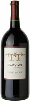 Two Vines Cabernet Sauvignon 1.5L