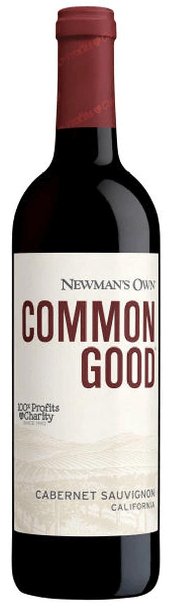 Newman's Own Cabernet Sauvignon 750ml