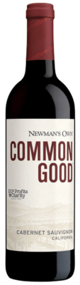 Newman's Own Cabernet Sauvignon 750ml