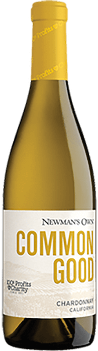 Newman's Own Chardonnay 750ml