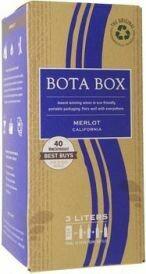 Bota Box Merlot 3L