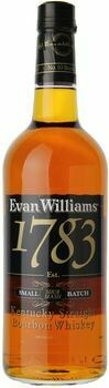 Evan Williams 1783 Small Batch Bourbon 1.0L