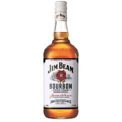 Jim Beam Kentucky Bourbon 1.0L