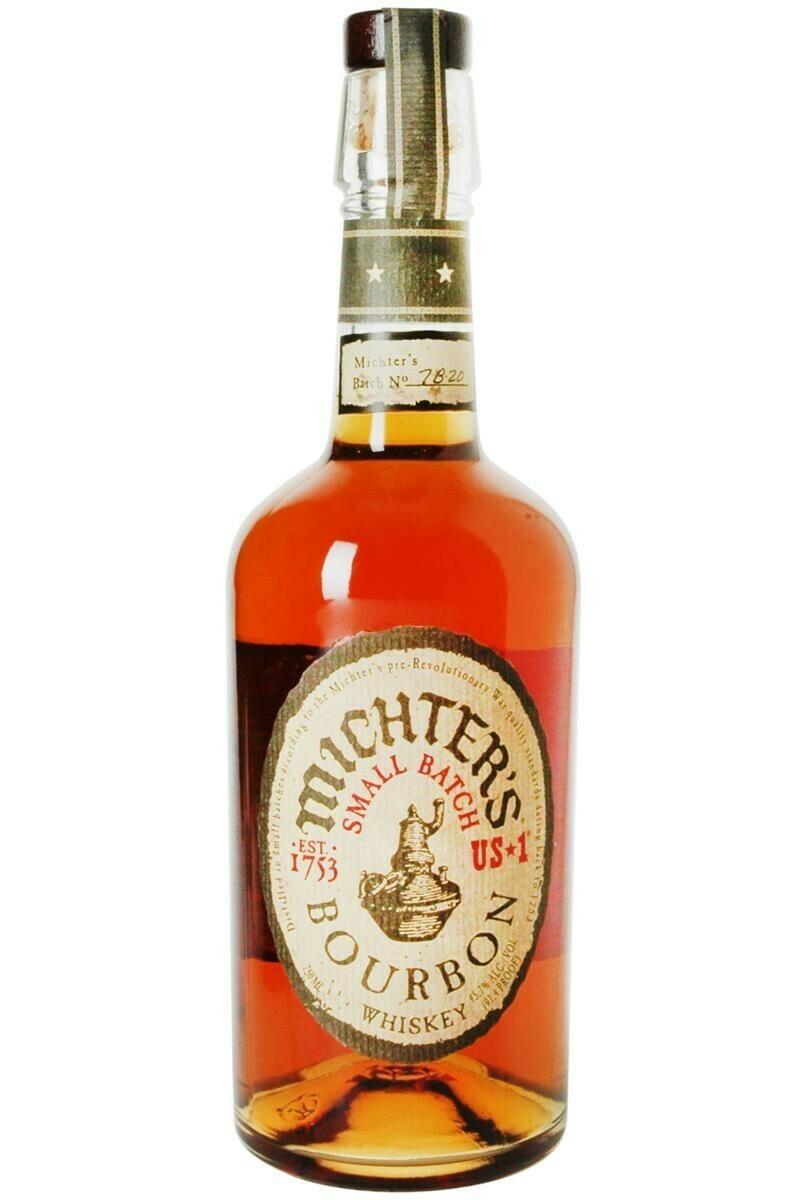 Michter's Small Batch Bourbon 750ml
