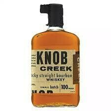 Knob Creek Kentucky Straight Bourbon Whiskey 750ml
