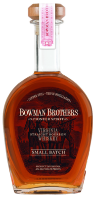 Bowman Brothers Bourbon