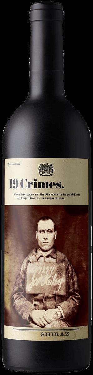 19 Crimes Shiraz 750ml