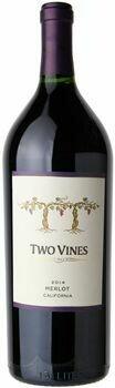 Two Vines Merlot 1.5L