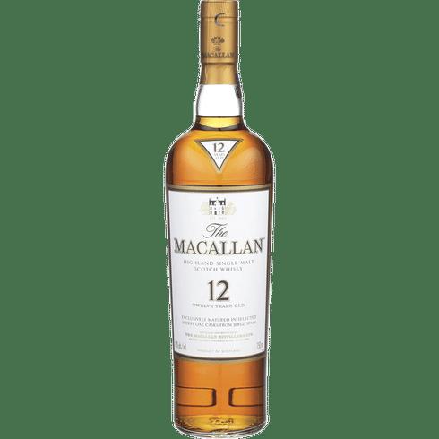 Macallan 12 YR Scotch