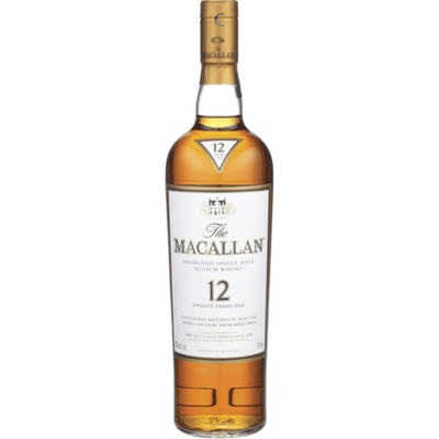 Macallan 12 YR Scotch