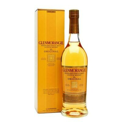 Glenmorangie 10yr Single Malt Scotch 1.0L