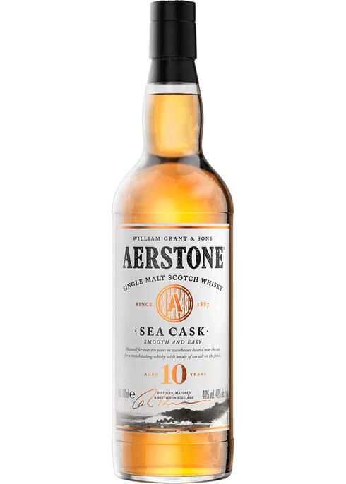 Aerstone Sea Cask Scotch 10yr 750ml