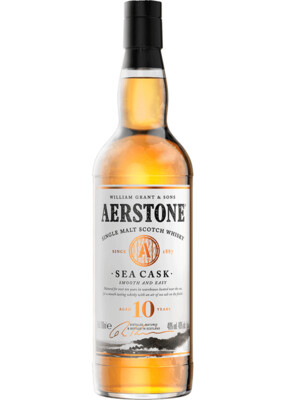 Aerstone Sea Cask Scotch 10yr 750ml