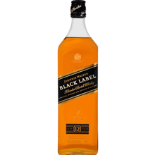 Johnnie Walker Black 1.0L