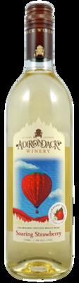"""Adirondack Winery """"Soaring Strawberry"""" 750ml"""