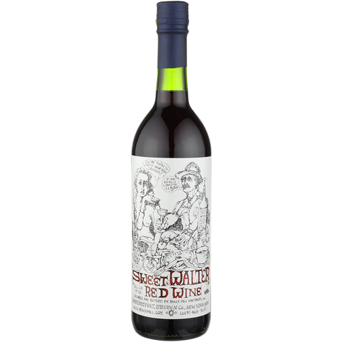 Bully Hill Sweet Walter Red 750ml