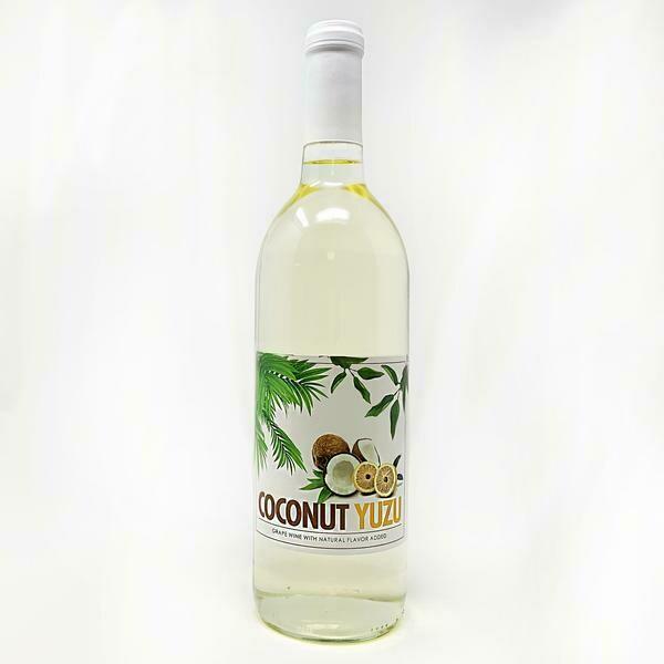 Coconut Yuzu 750ml