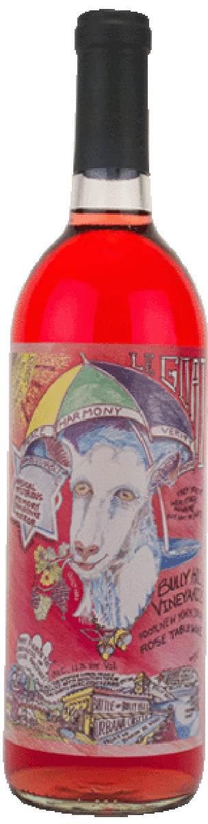 Bully Hill Goat Le Blush 750ml