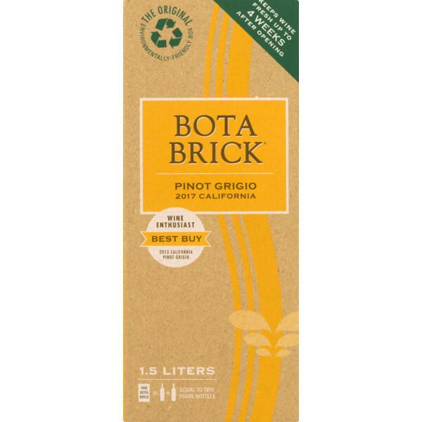 Bota Brick Pinot Grigio 1.5L